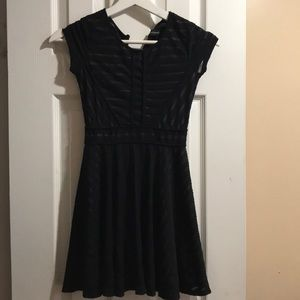Black Marciano Dress for Girls